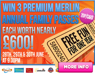 Free Merlin Annual Pass